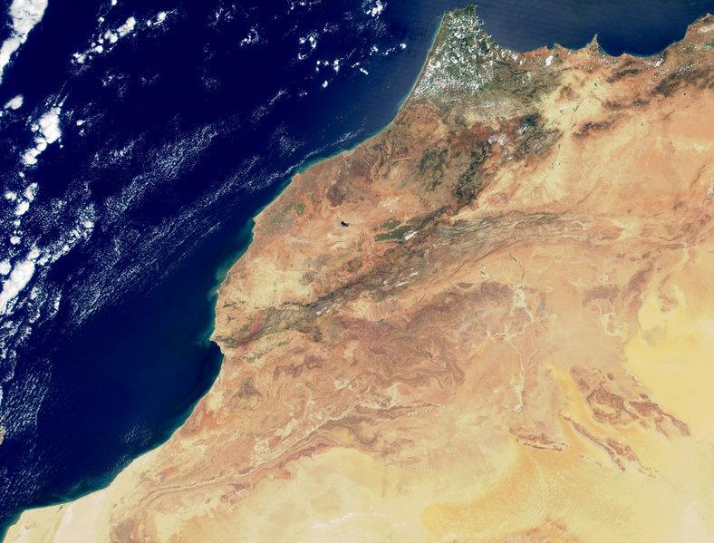 Carte Gps Maroc